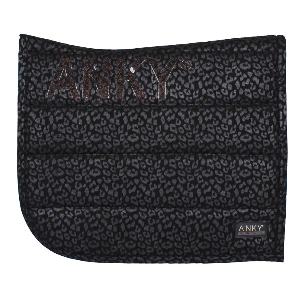 ANKY Print XB211110 Zadeldek zwart maat:dr full