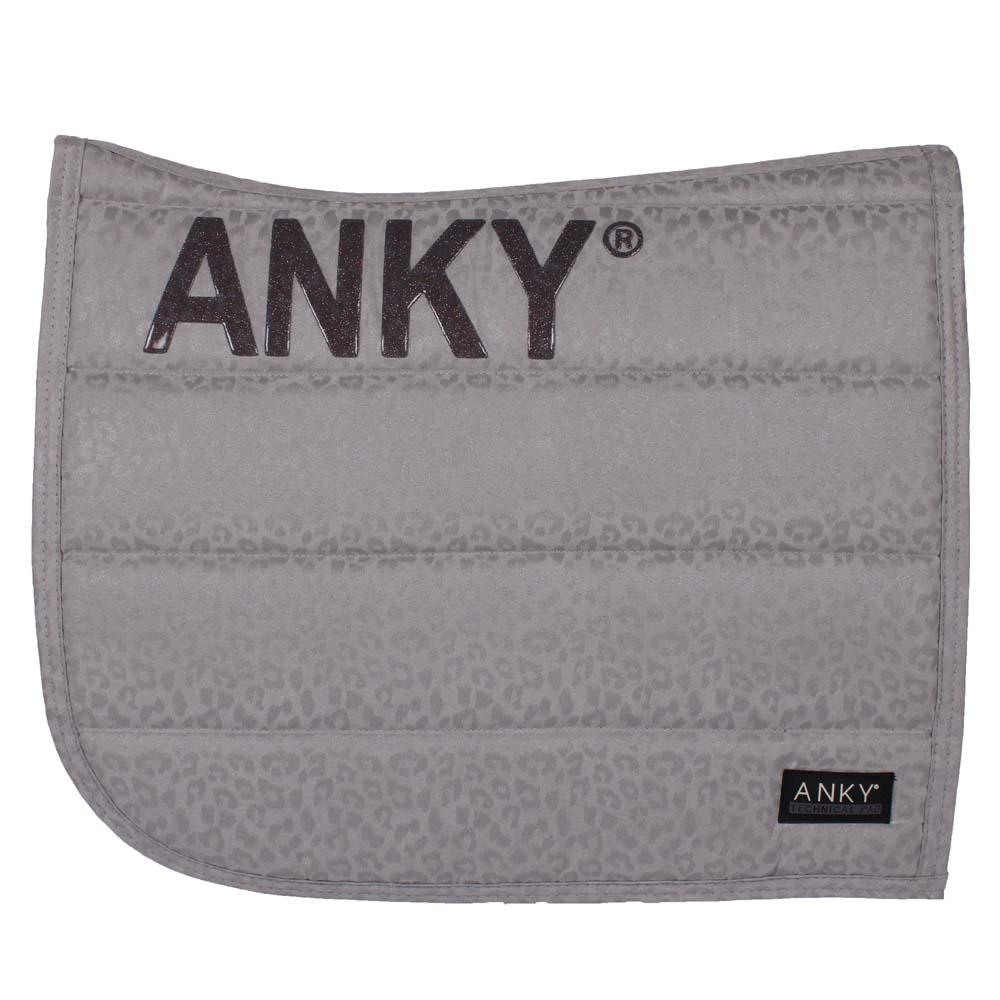 ANKY Print XB211110 Zadeldek grijs maat:dr full