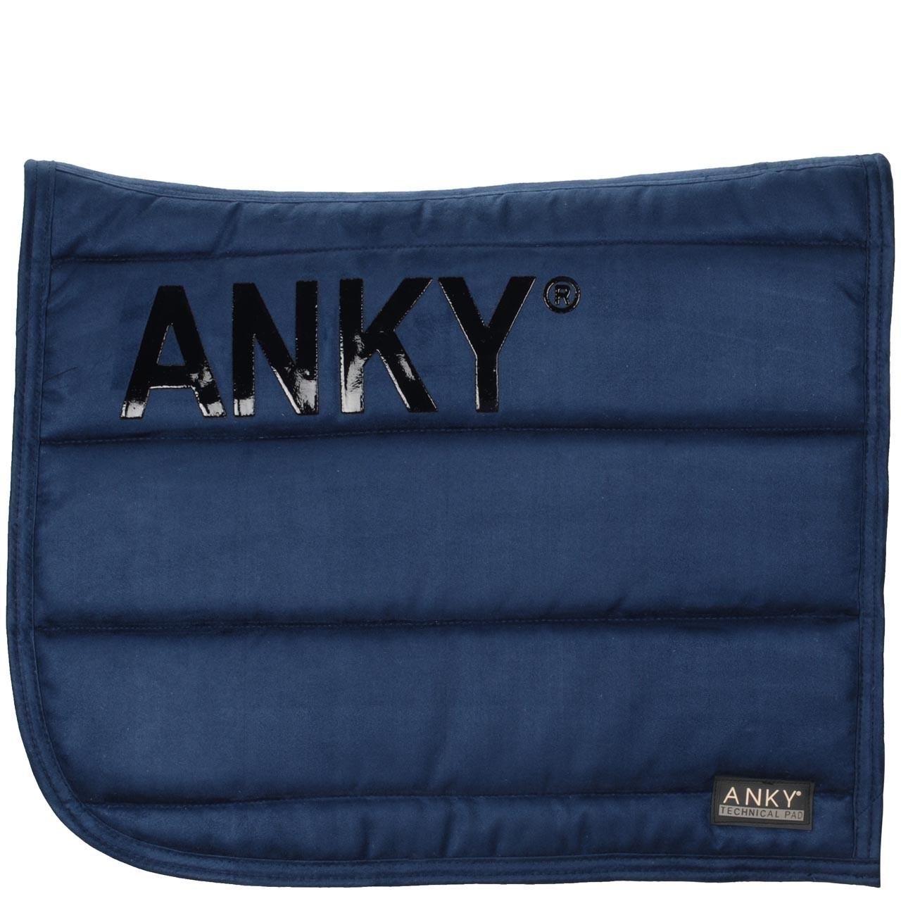 Anky Basis pad donkerblauw maat:full