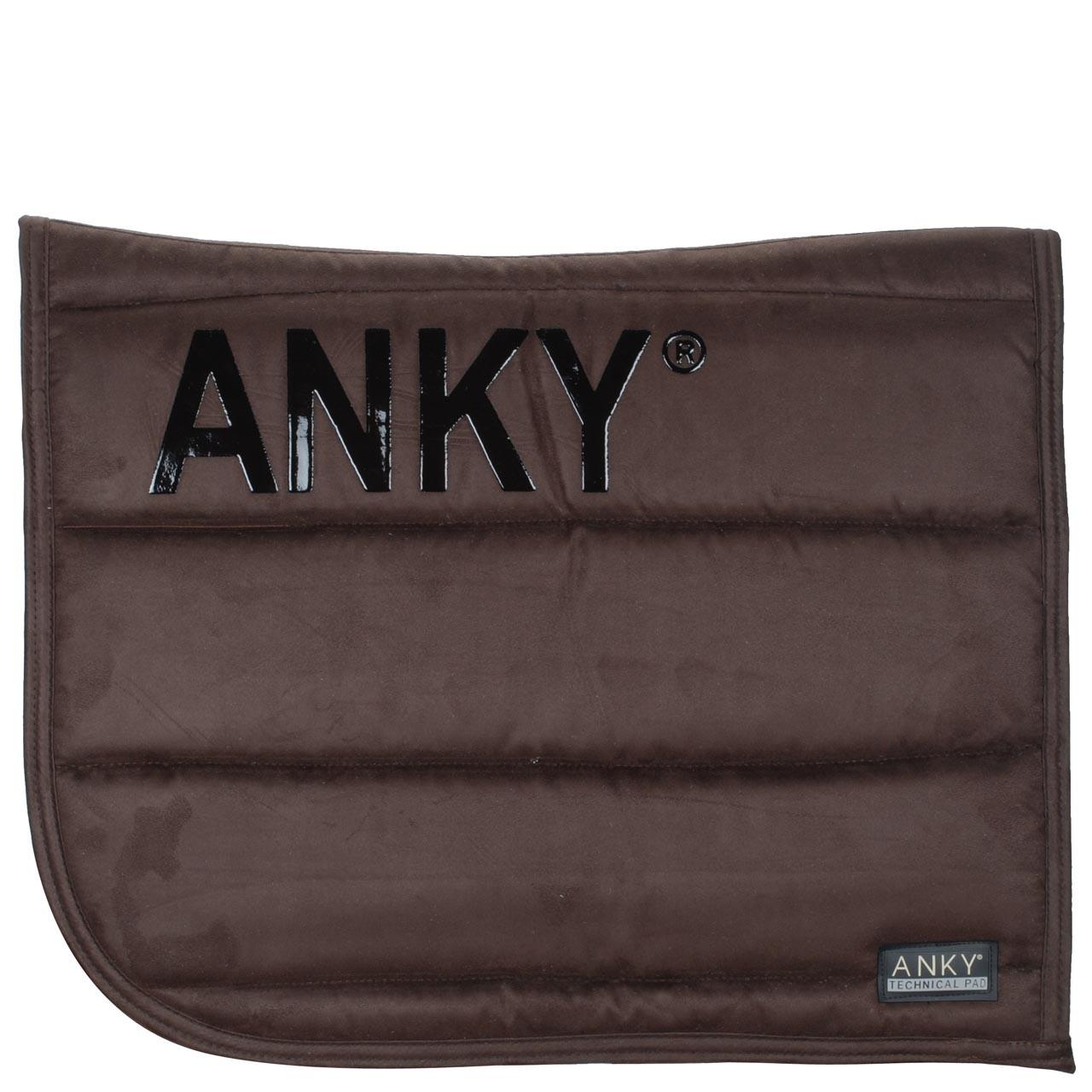 Anky Basis pad donkerbruin maat:full