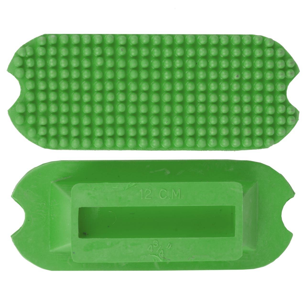 Pagony Color beugelrubbers groen maat:12