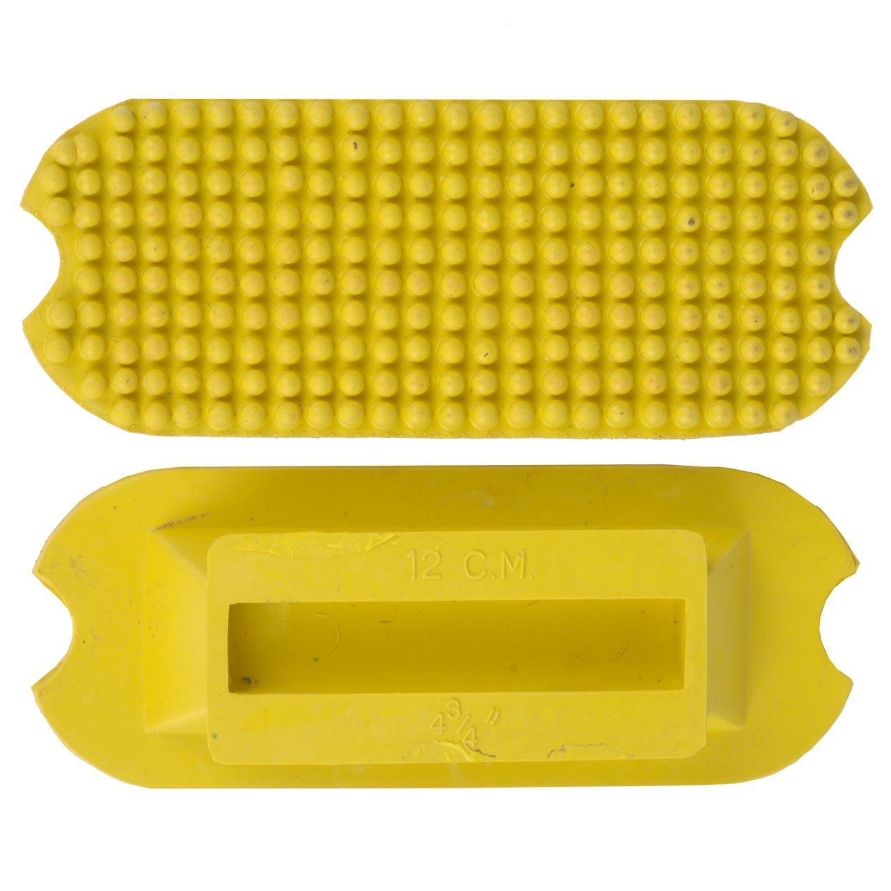 Pagony Color beugelrubbers geel maat:12