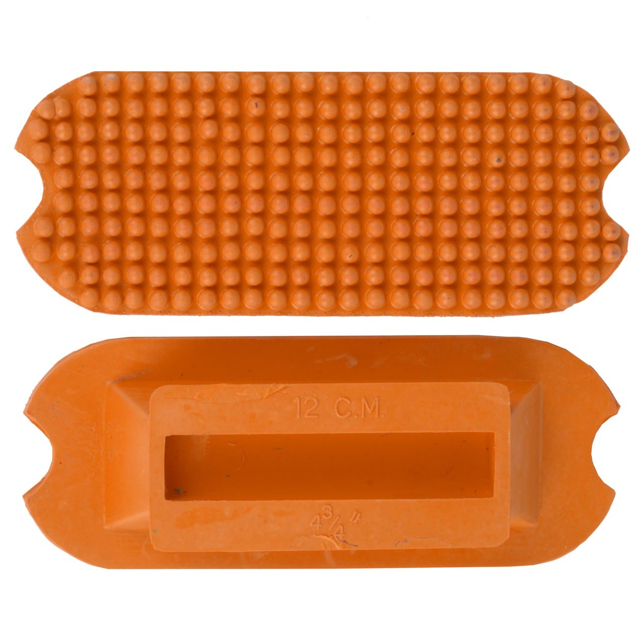 Pagony Color beugelrubbers oranje maat:12