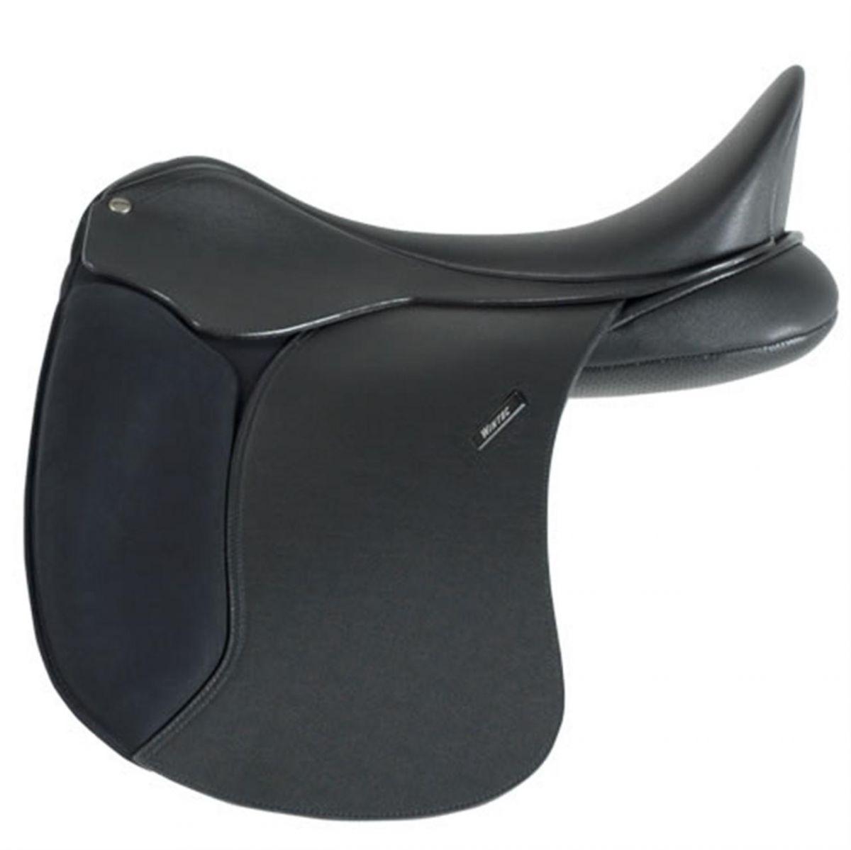 Wintec Hart 500 dressuurzadel zwart maat:17.5 mw