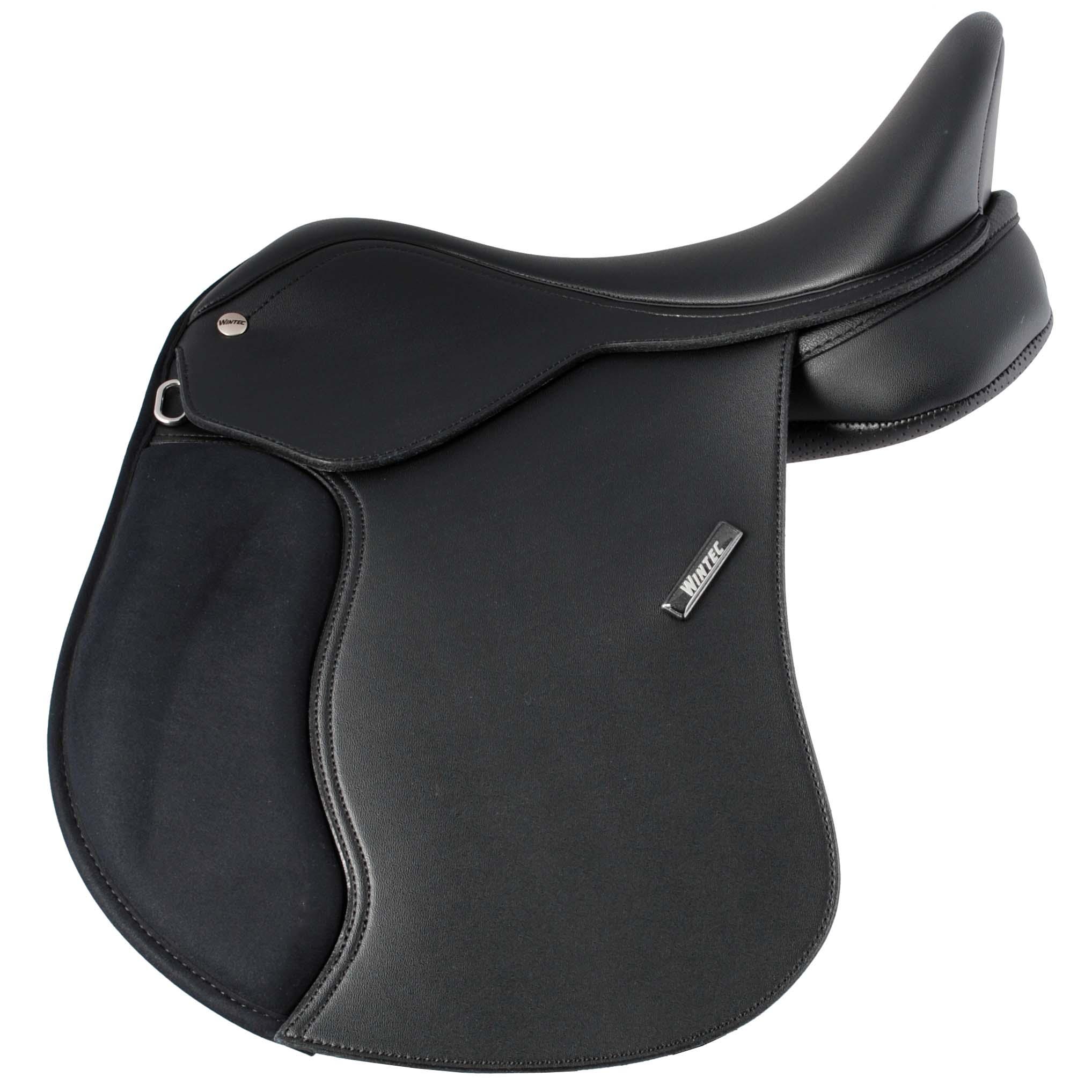 Wintec 500 pony zadel zwart maat:14