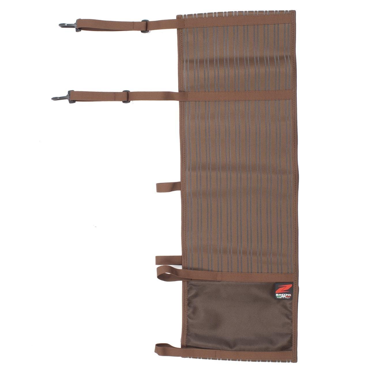 Zandona Superior Chafe Guard bodybandage bruin maat:m