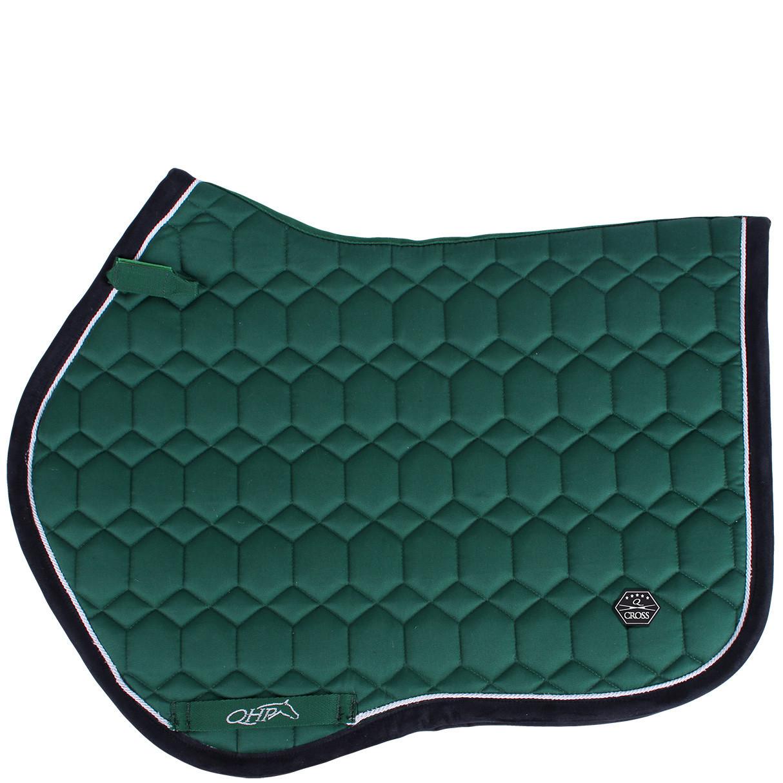 QHP QCross Eldorado zadeldek groen maat:vs full
