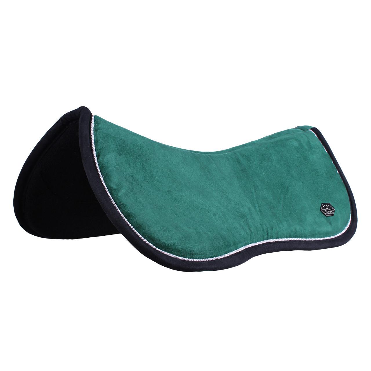 QHP QCross Eldorado zadelonderlegger groen maat:pony