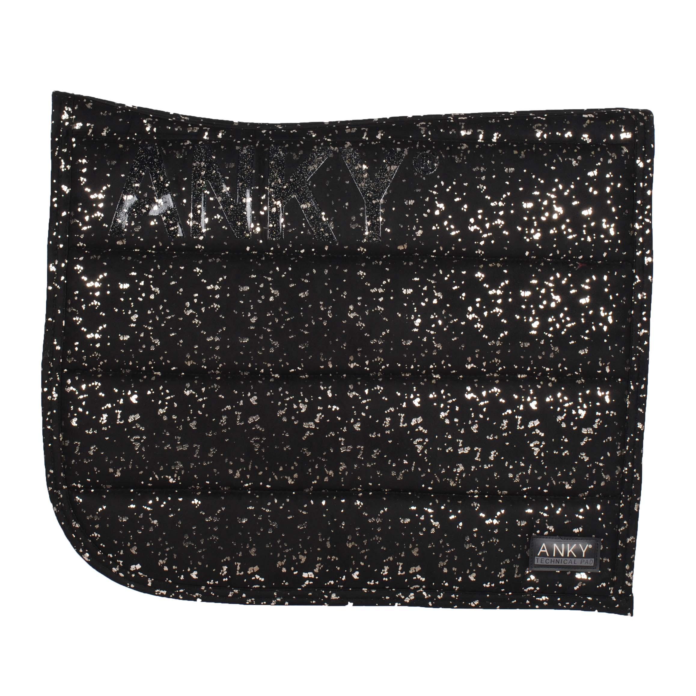 ANKY XB202110 Spark zadeldek zwart maat:dr full
