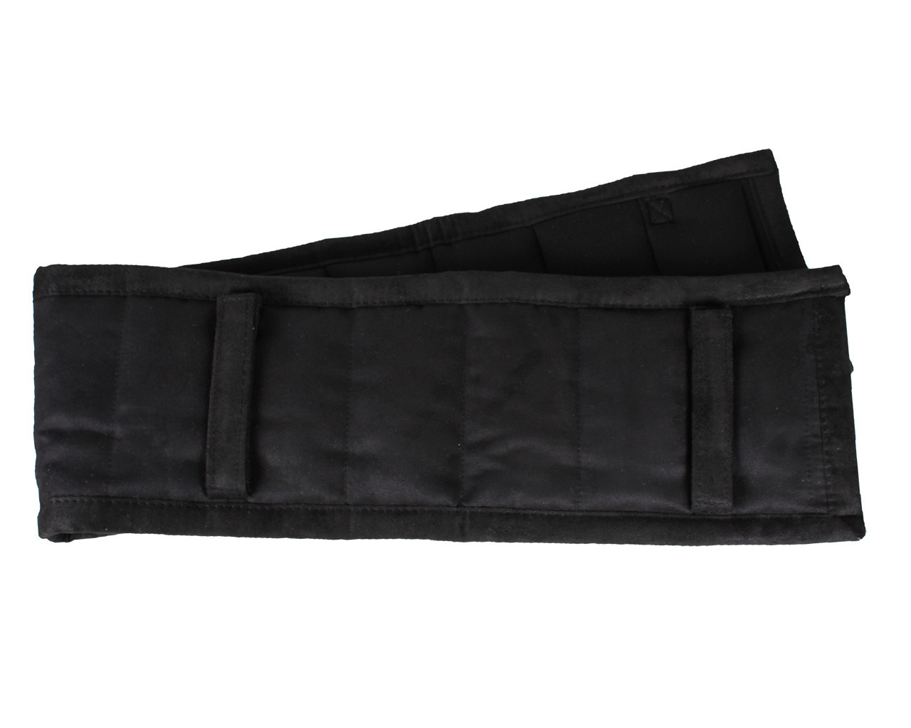 QHP Longeerpad zwart maat:full