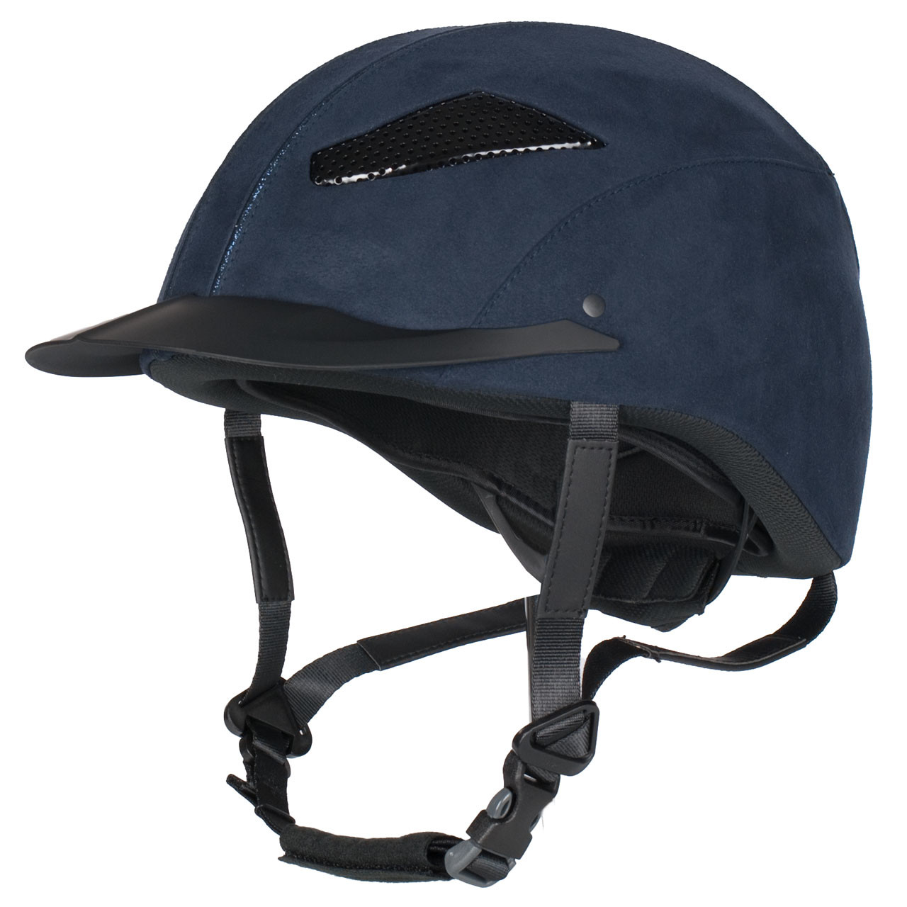 QHP Attraction cap donkerblauw maat:l