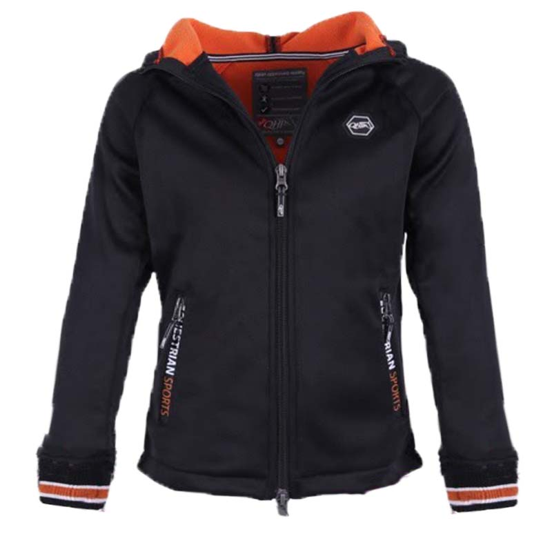QHP Susy jr. sweat zwart maat:176