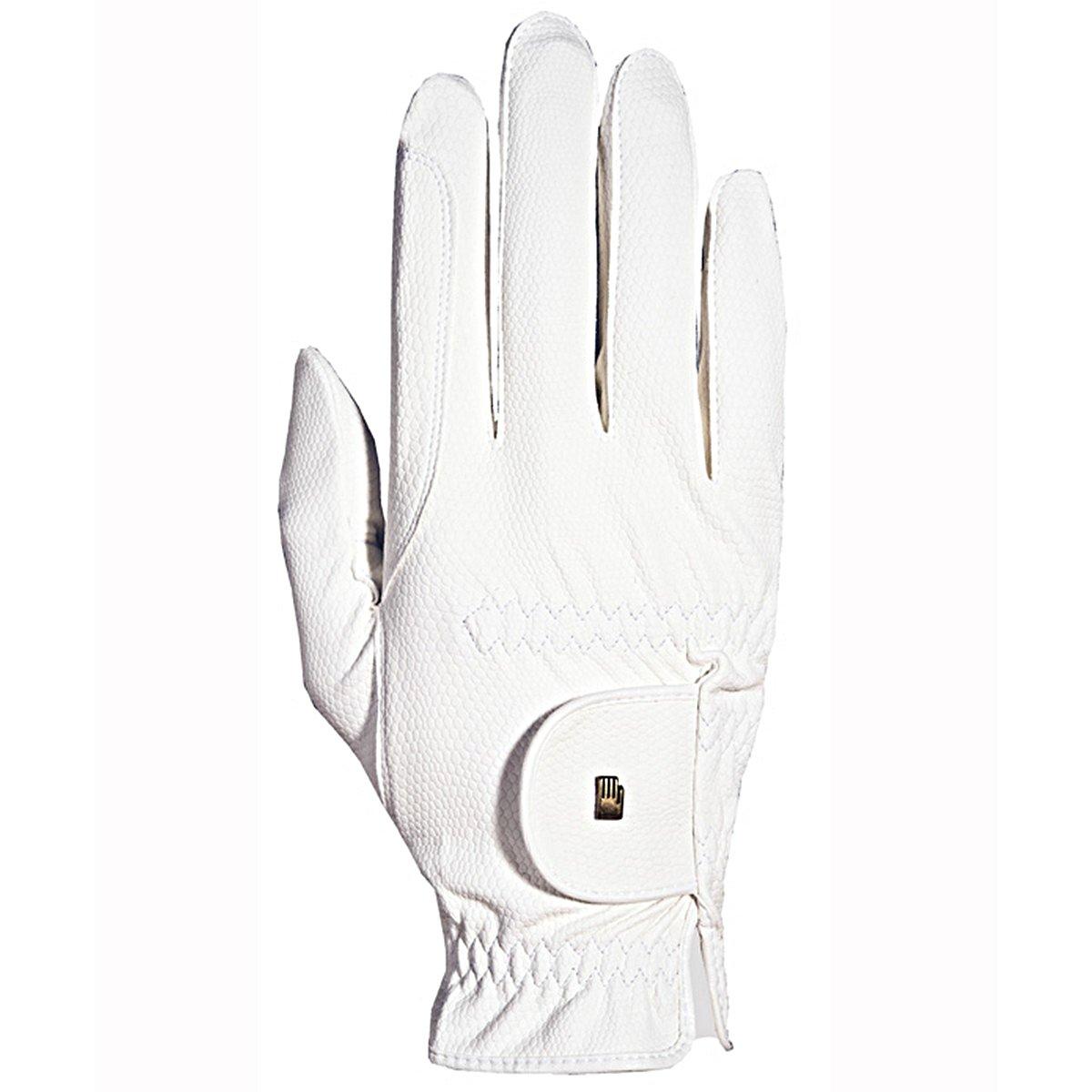 Roeckl Roeck Grip winter handschoen wit maat:8,5