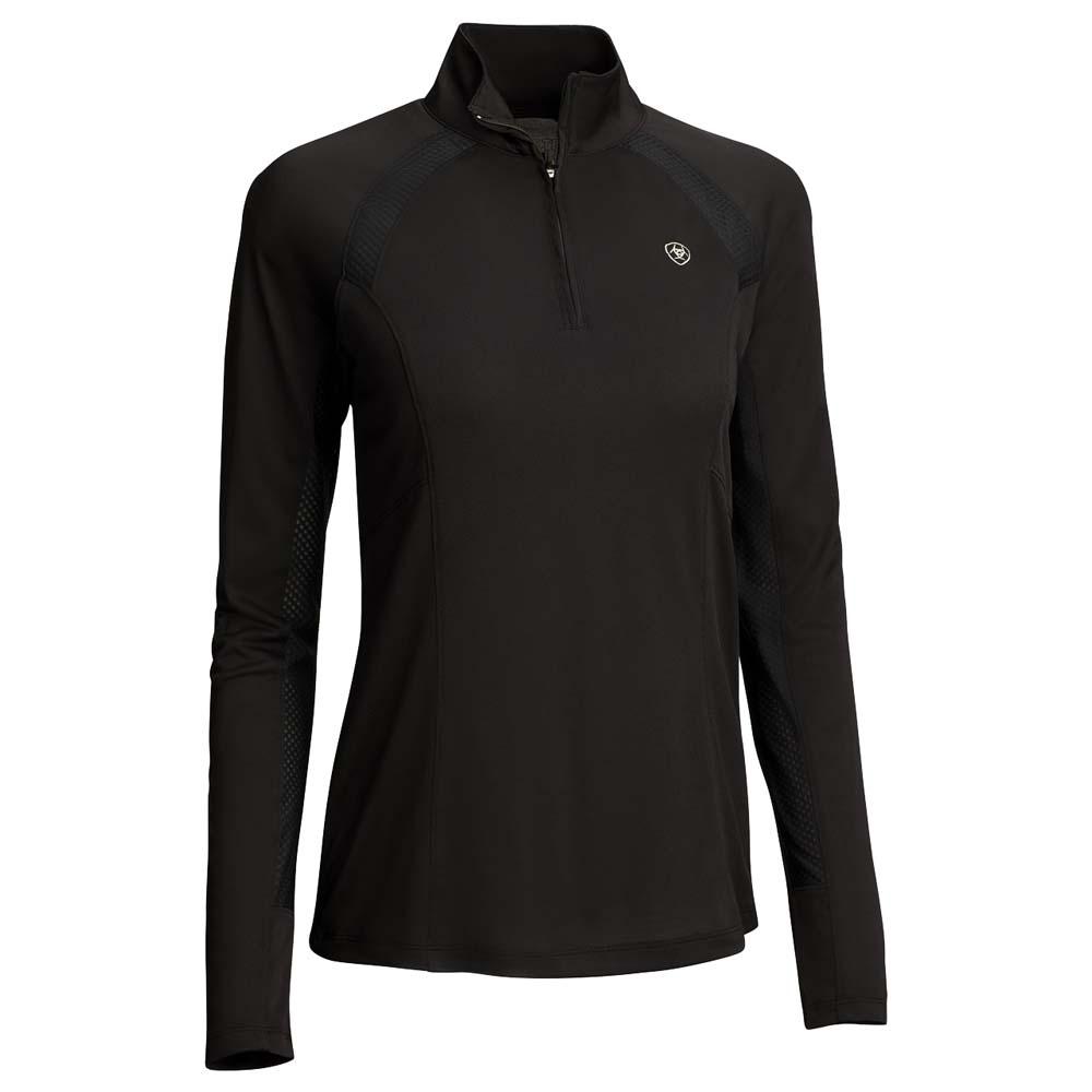 Ariat Sunstopper 2.0 Techshirt zwart maat:l