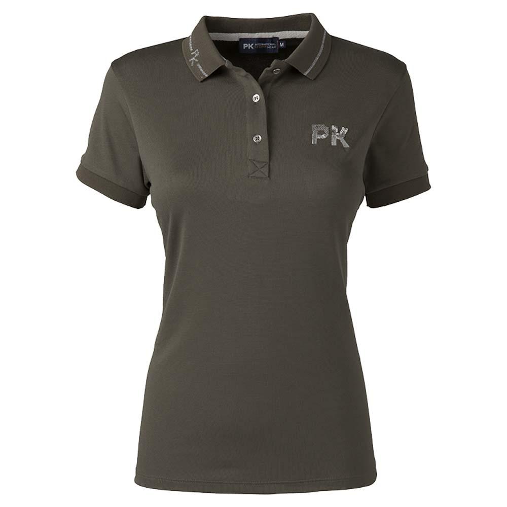 PK Nexxus Polo donkergroen maat:l