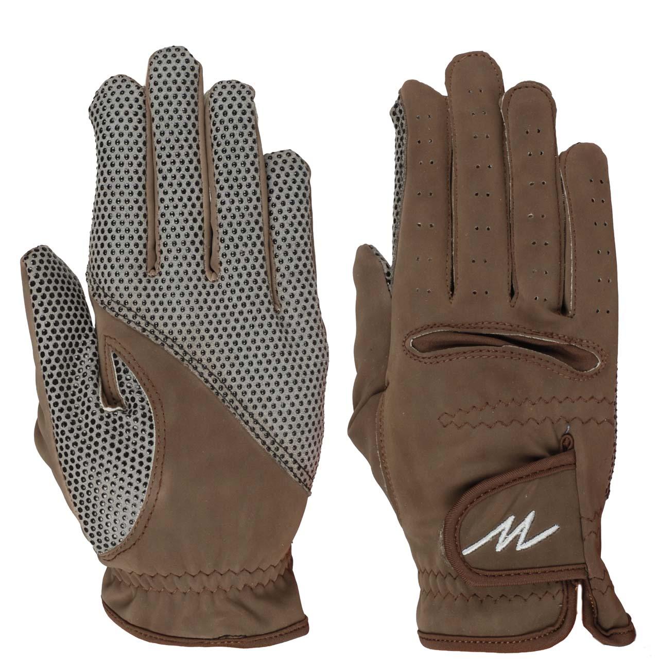 Mondoni Lima handschoen bruin maat:7