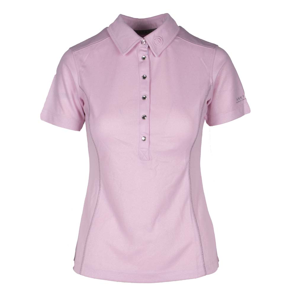 ANKY ATC211201 Essential Polo roze maat:l