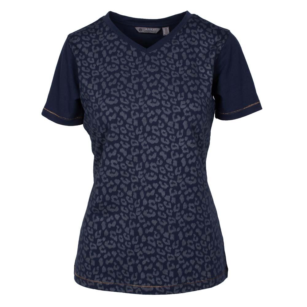 ANKY T-Shirt Printed ATC211301 donkerblauw maat:xs