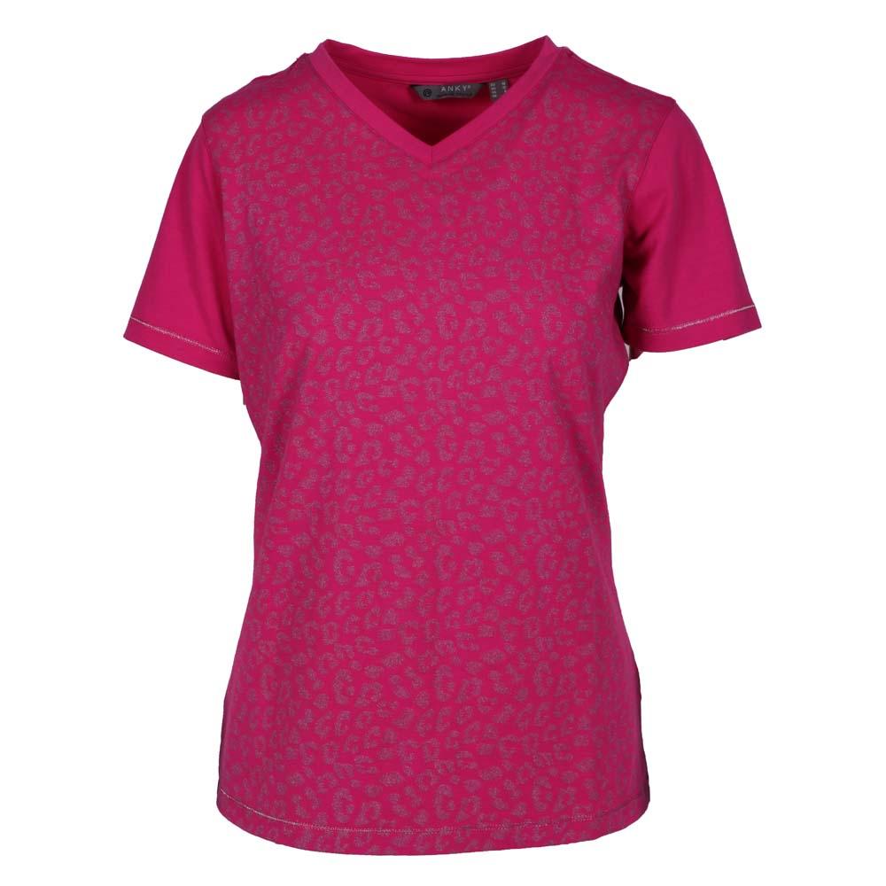 ANKY T-Shirt Printed ATC211301 fuchsia maat:l