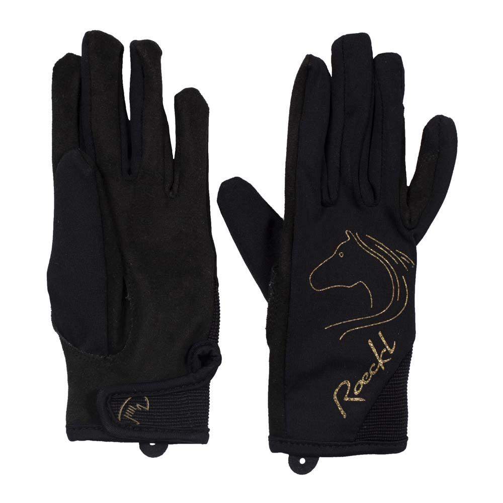 Roeckl Tryon Handschoen zwart maat:3