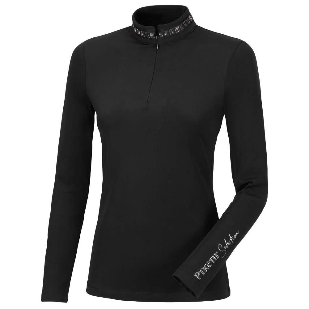 Pikeur Norea Techshirt zwart maat:38