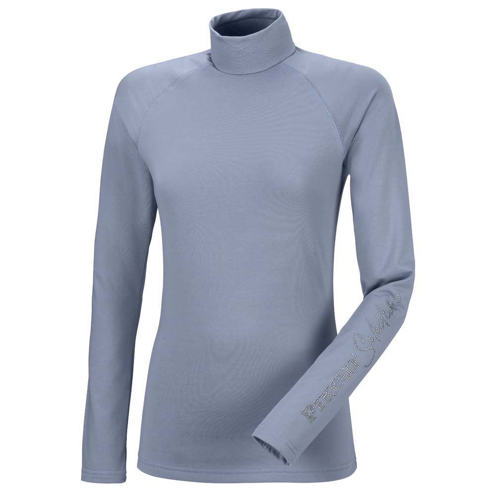 Pikeur Abby Techshirt lichtblauw maat:40