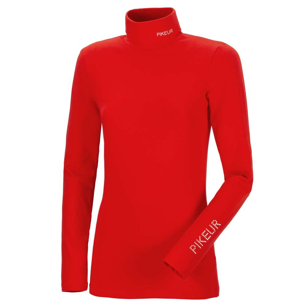 Pikeur Sina Techshirt rood maat:m