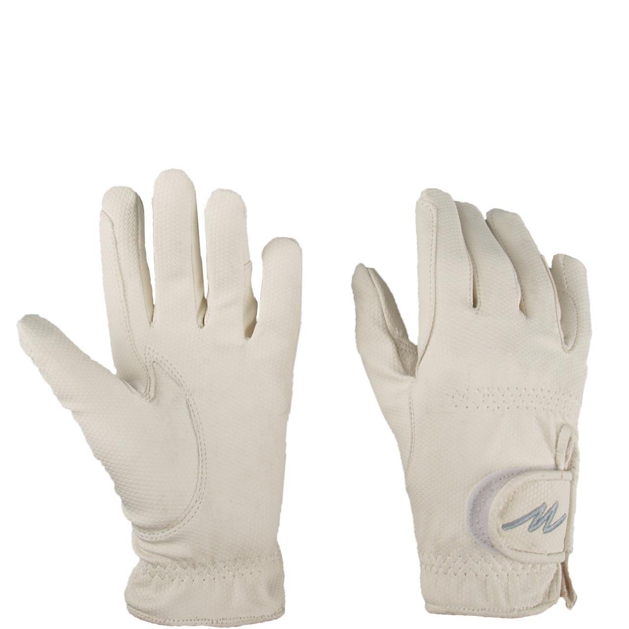 Mondoni Bolivia handschoen wit maat:8