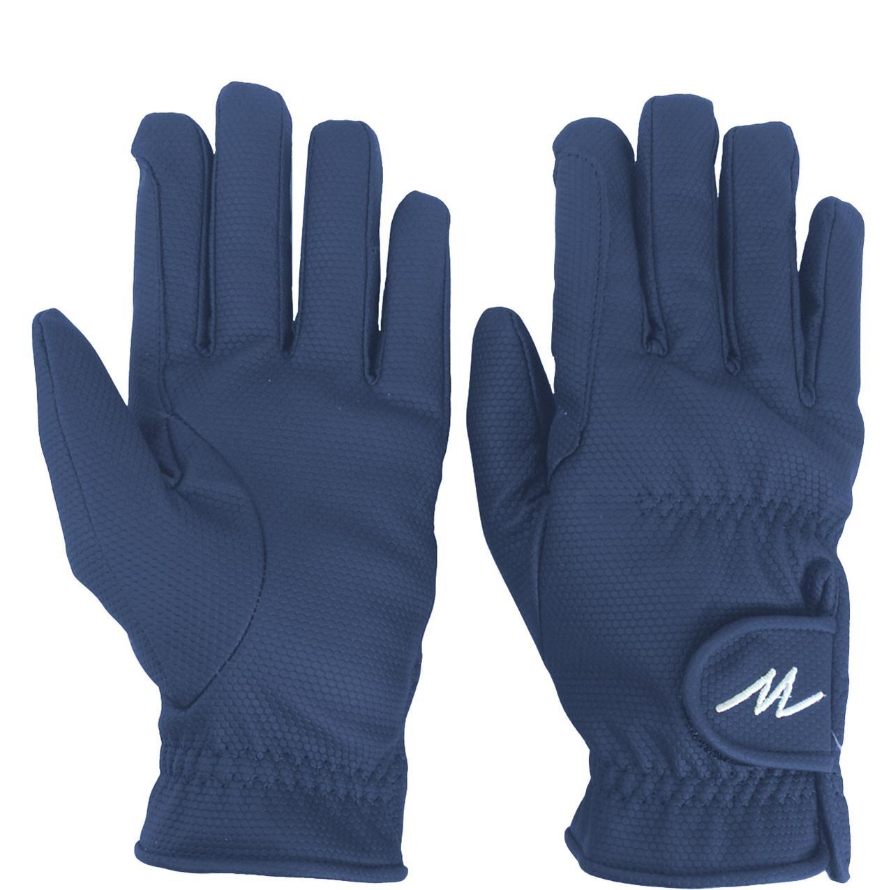 Mondoni Bolivia handschoen blauw maat:8