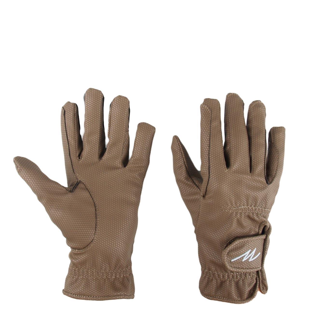 Mondoni Bolivia handschoen bruin maat:9