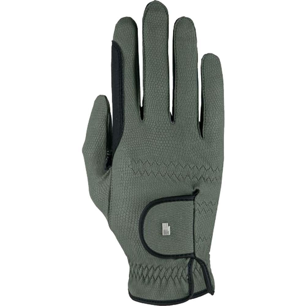 Roeckl Malta grip handschoen groen maat:8,5