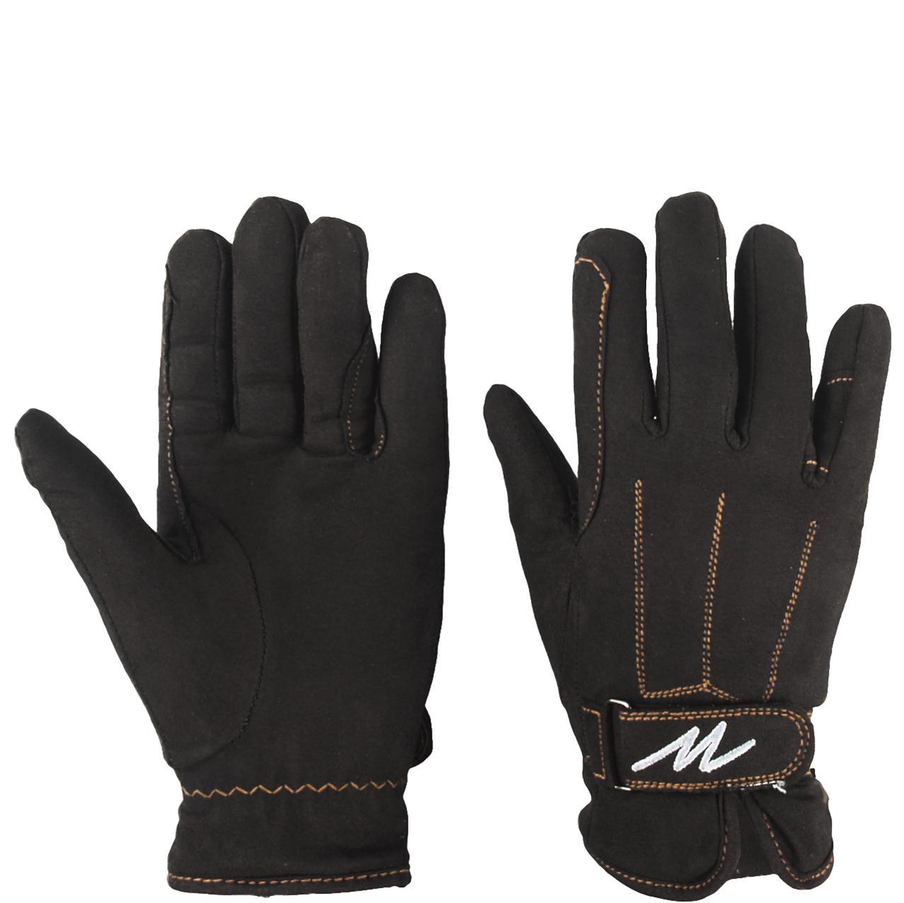 Mondoni Cruz handschoen winter zwart maat:6