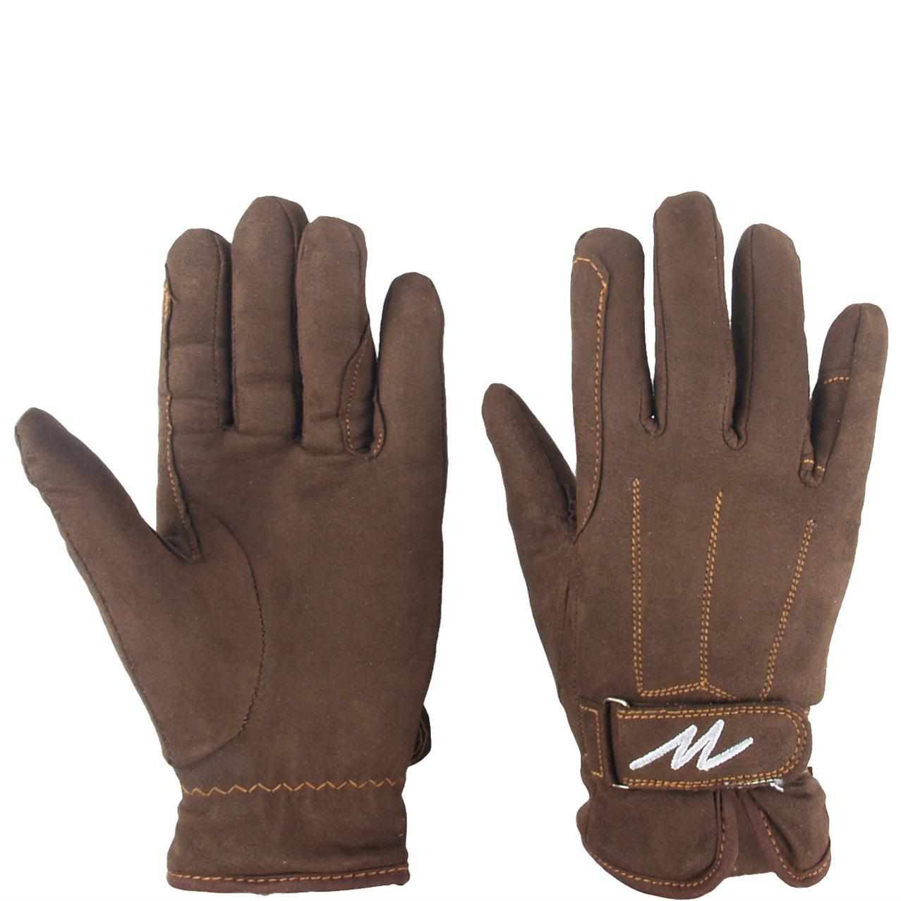Mondoni Cruz handschoen winter bruin maat:10
