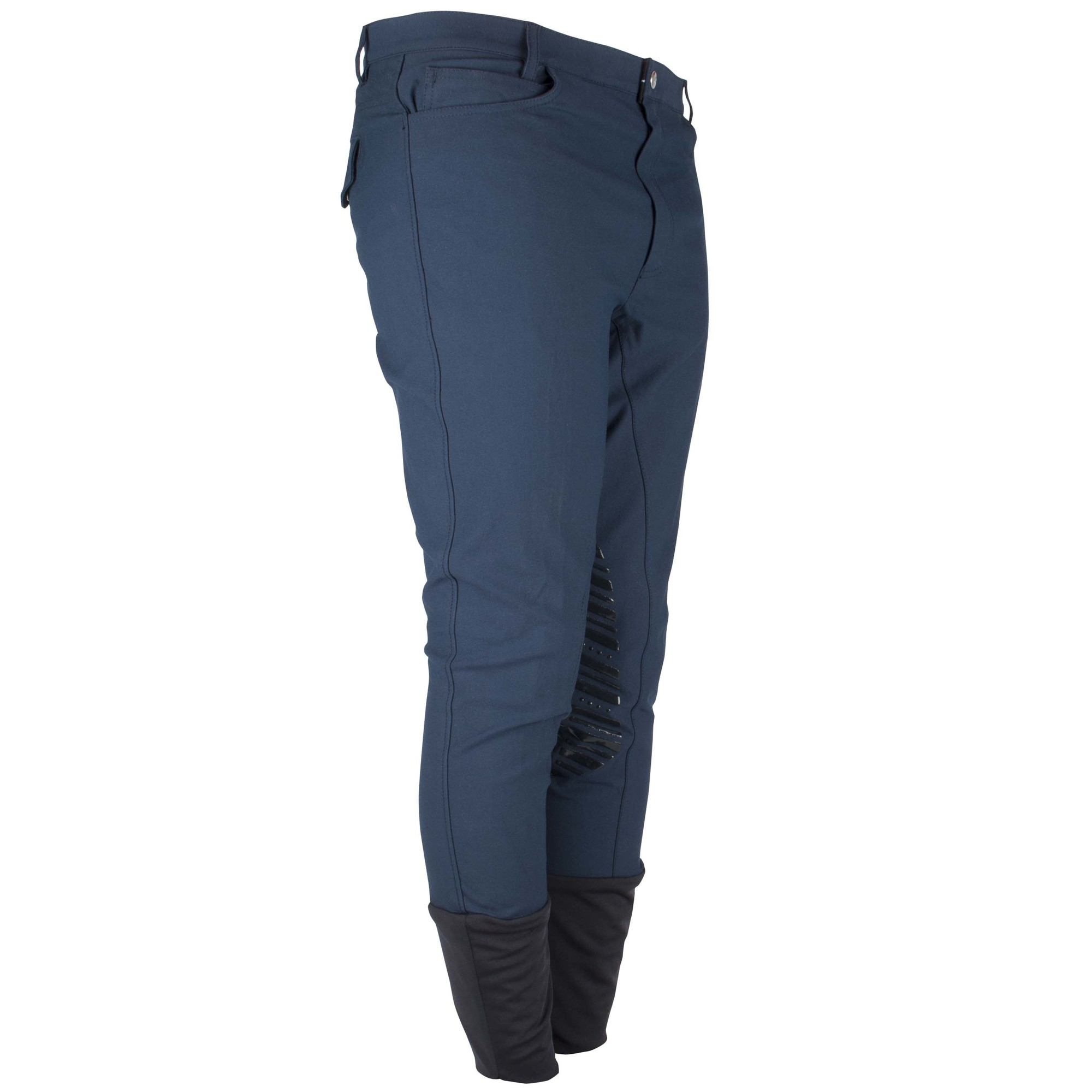 Mondoni Lorenzo Grip H. rijbroek donkerblauw maat:48