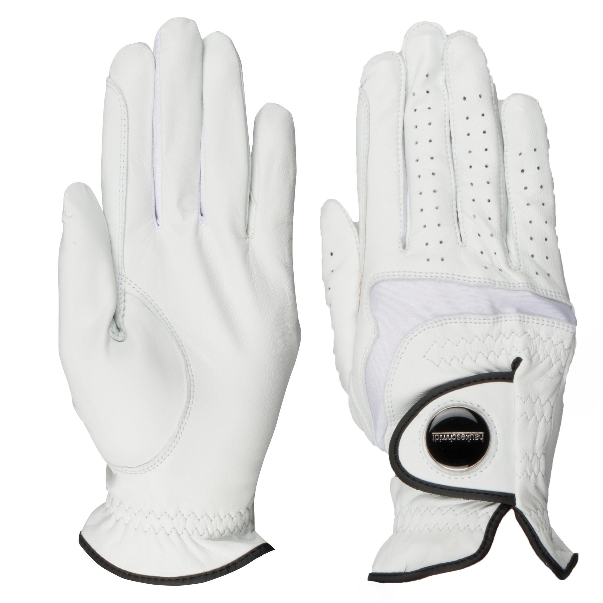 Hauke Schmidt Arabella handschoenen wit maat:6.5