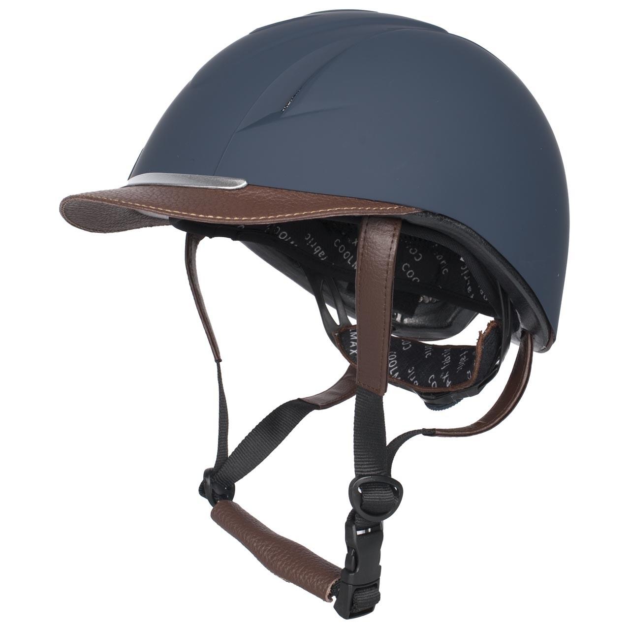 Harrys Horse Challenge II cap donkerblauw maat:m-l