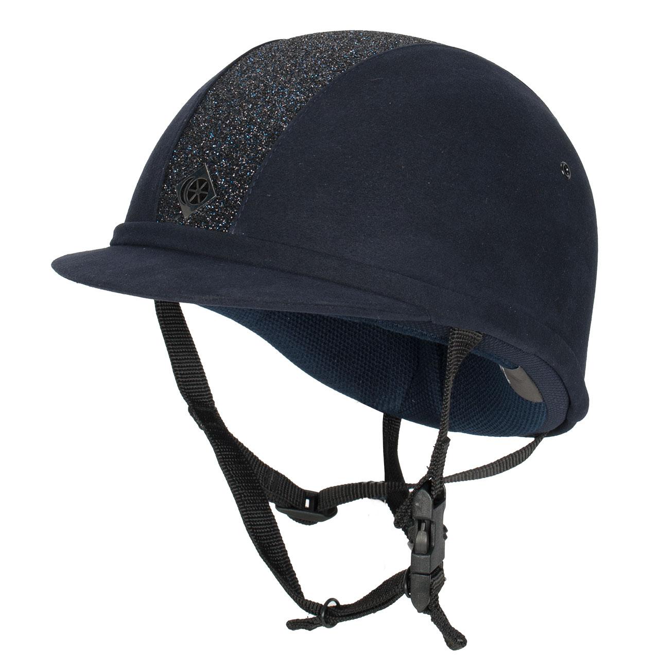 Charles Owen YR8 cap