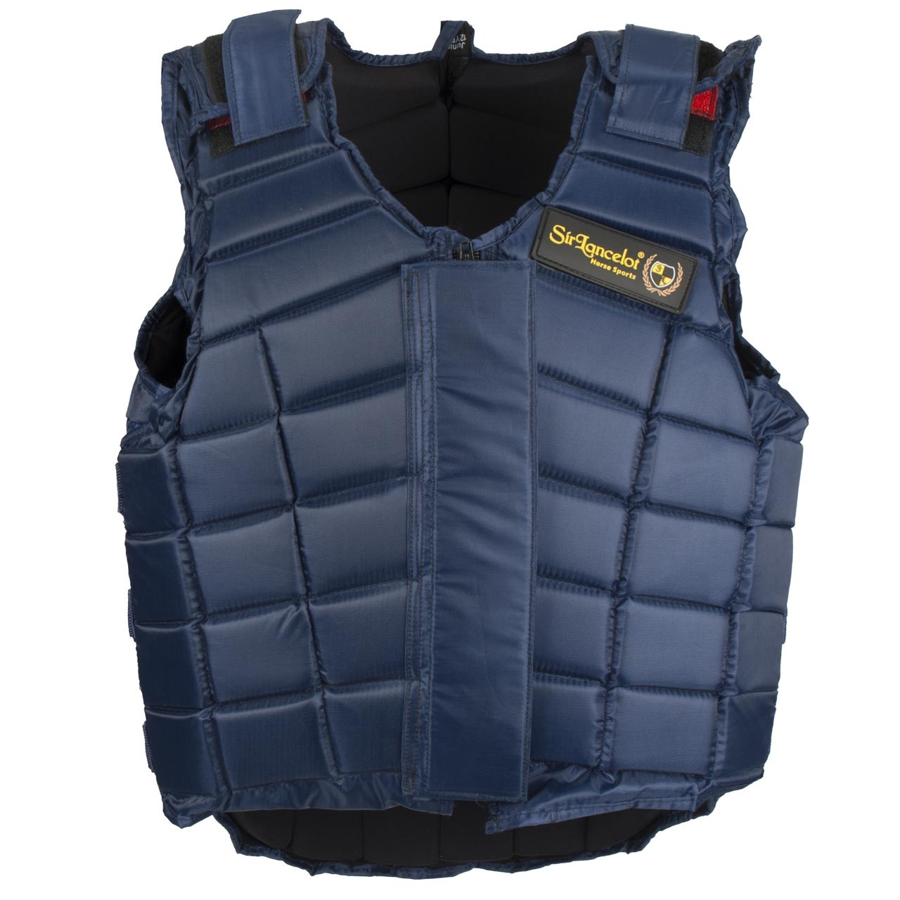 Sir Lancelot 8 Point kinder Bodyprotector donkerblauw maat:14