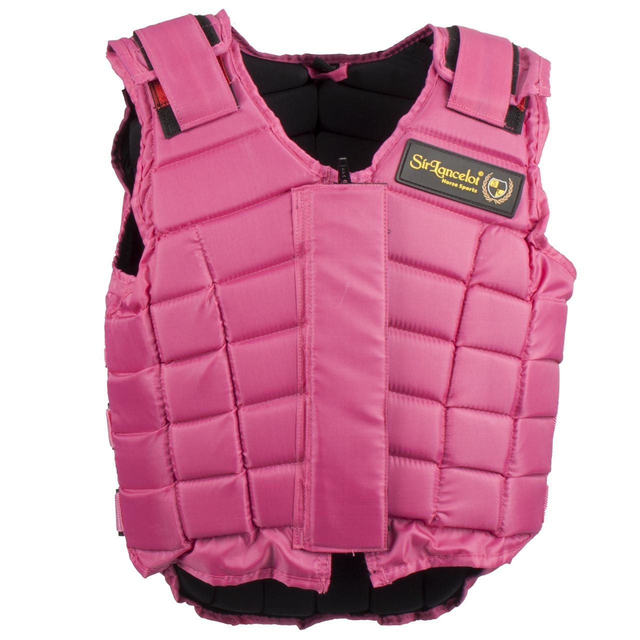Sir Lancelot 8 Point kinder Bodyprotector fuchsia maat:10
