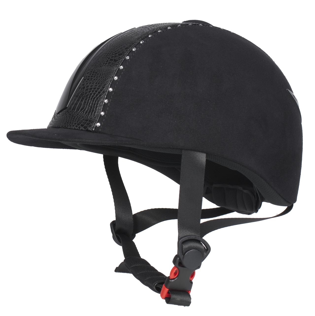 Harrys Horse Pro One Croco Crystal cap