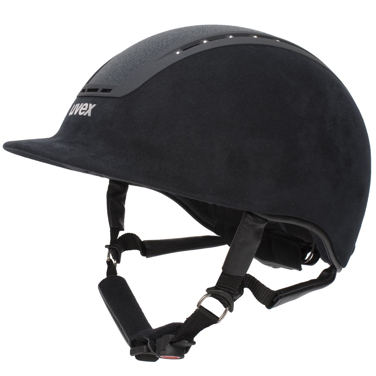 Uvex Suxxeed Glamour VG1 cap donkerblauw maat:s