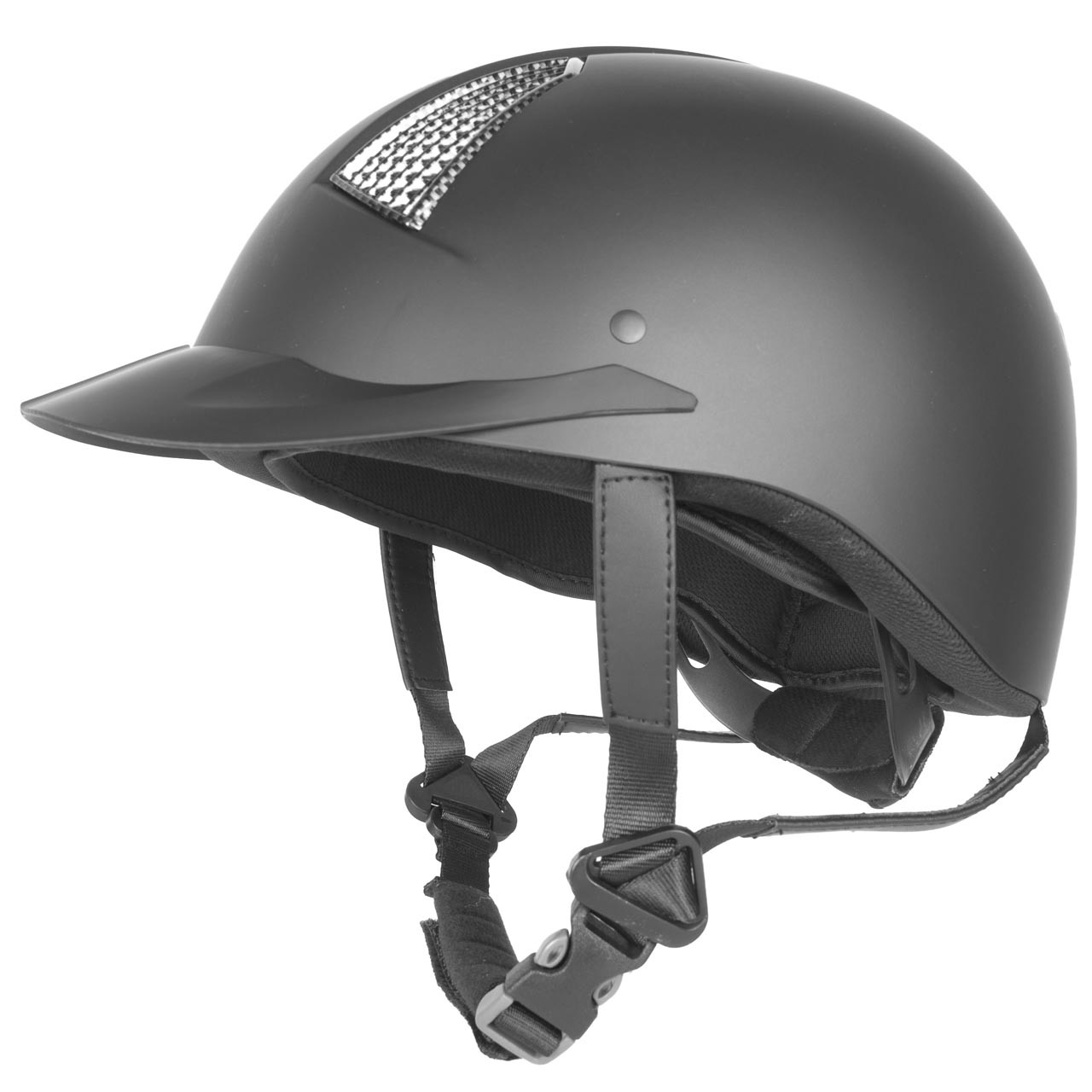 QHP Galaxy cap zwart maat:m