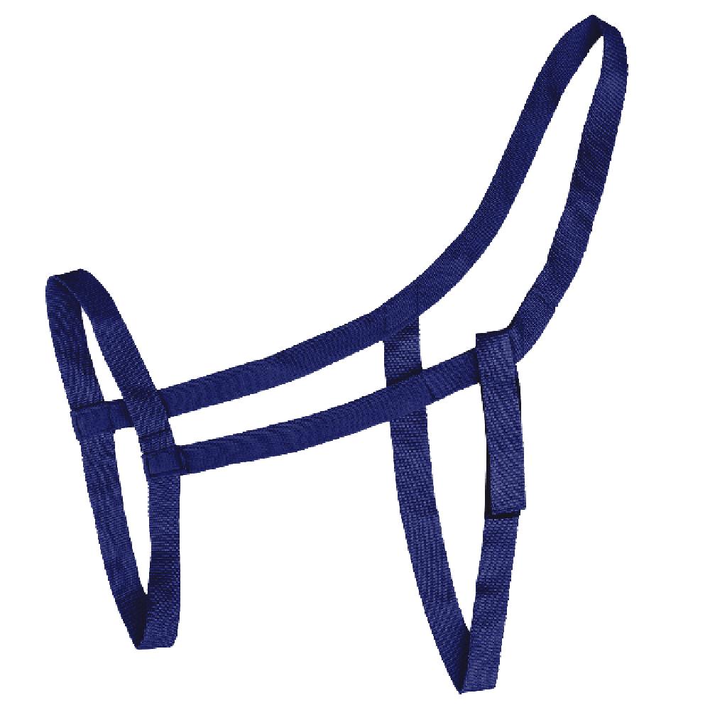 Waldhausen Weidehalster blauw maat:shetland
