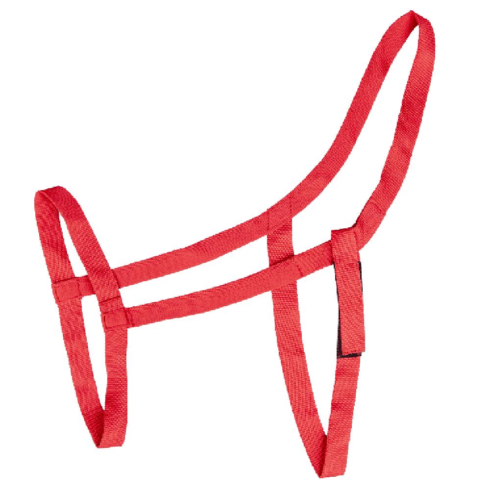 Waldhausen Weidehalster rood maat:pony