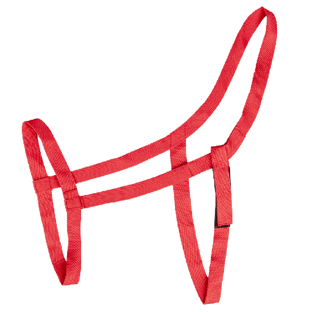 Waldhausen Weidehalster rood maat:cob