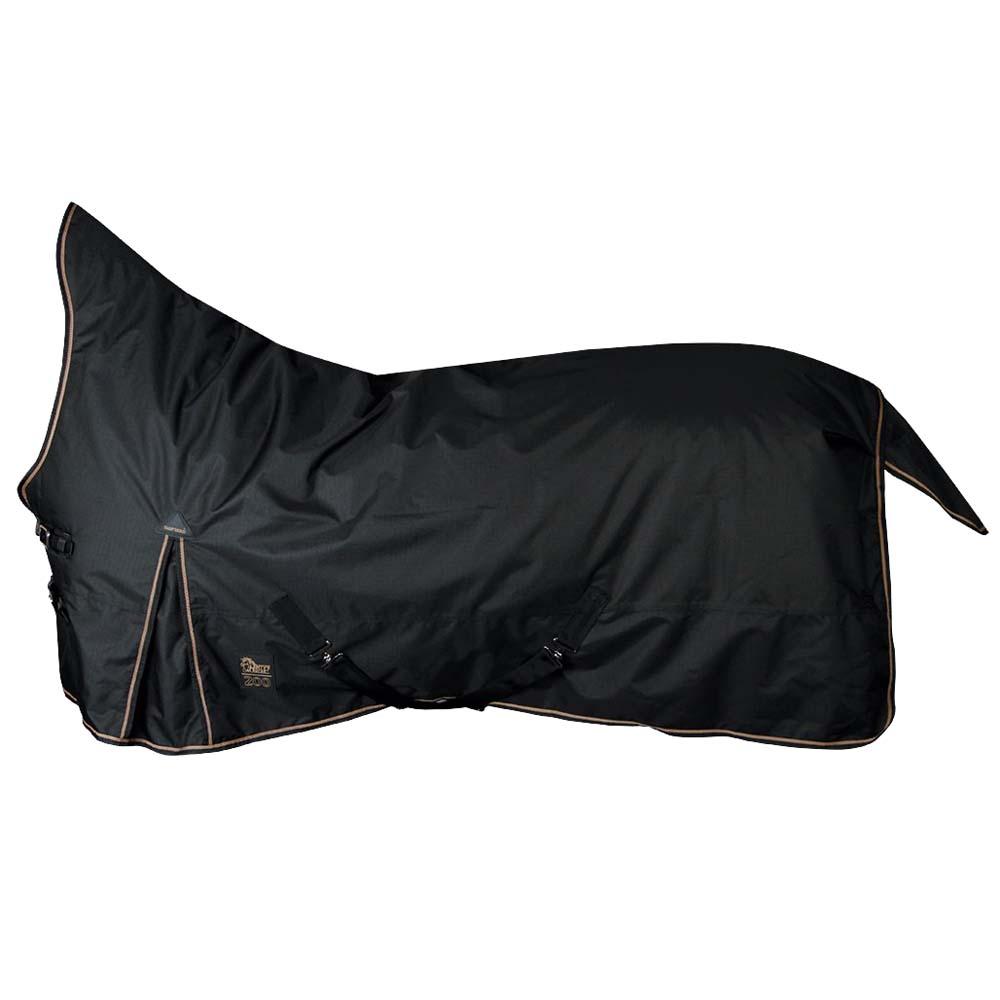Harry's Horse Thor High Neck 200 nj21 Outdoordeken zwart maat:205