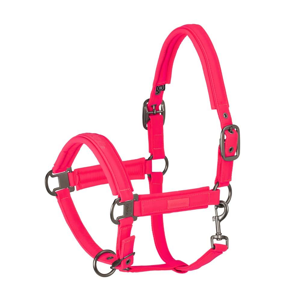 Eskadron Reflexx Doublepin Softshell Halster roze maat:cob