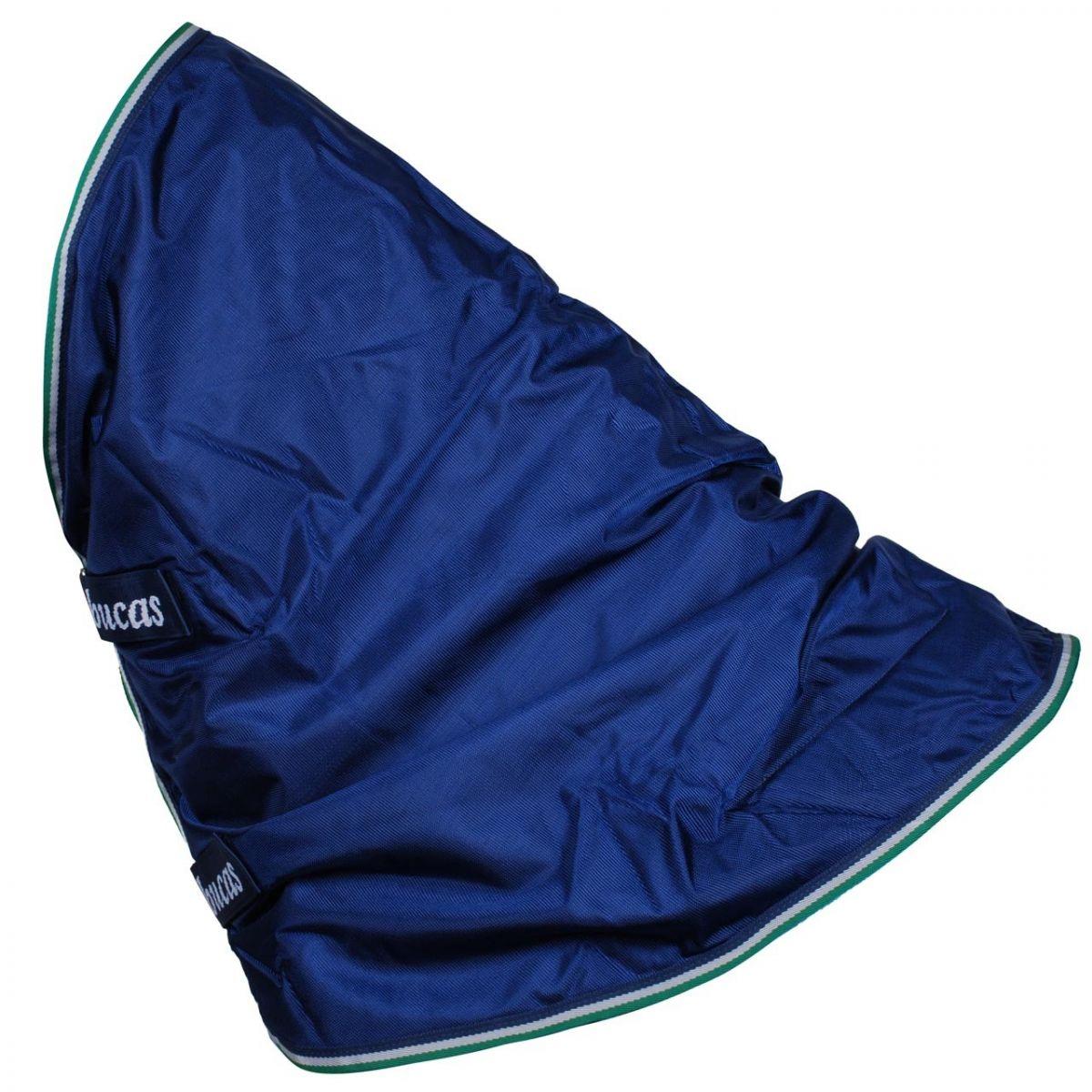 Bucas Smartex halsstuk donkerblauw maat:xl