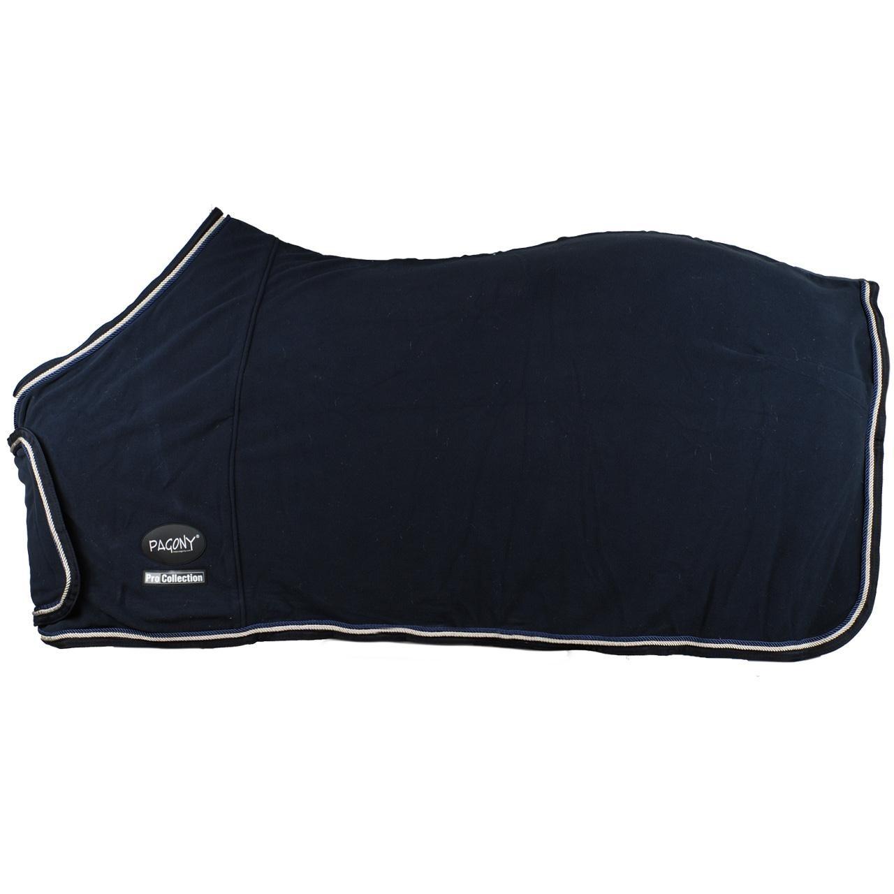 Pagony Pro showfleece deken blauw maat:195