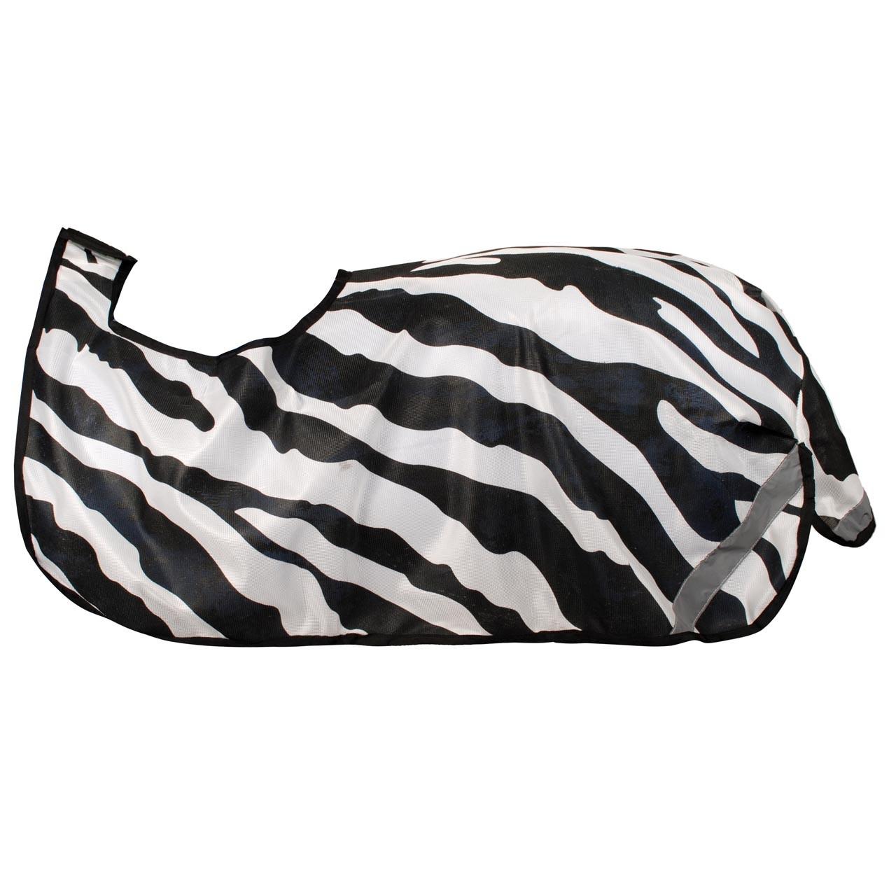 Bucas Zebra Ausreitdecke